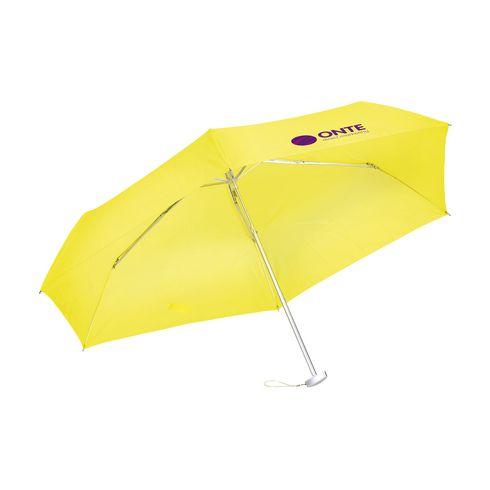 Ultra inklapbare paraplu 21 inch