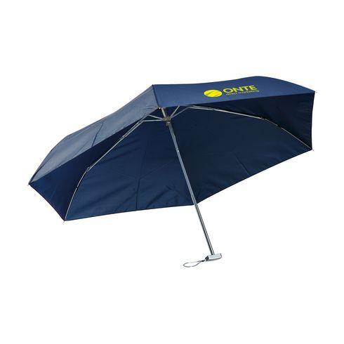 Ultra foldbar paraply 21 inch