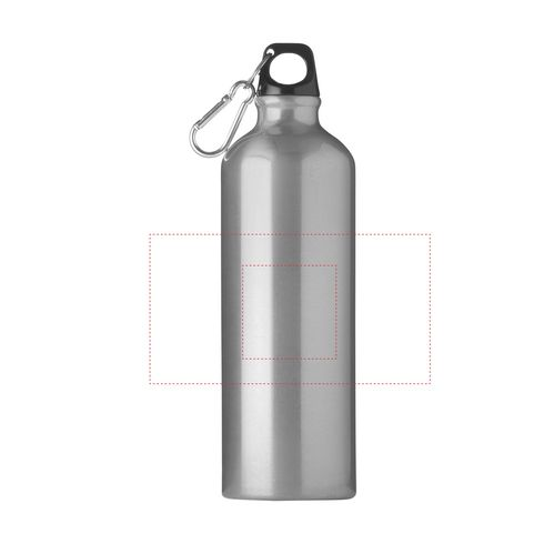 AluMaxi 750 ml aluminium water bottle