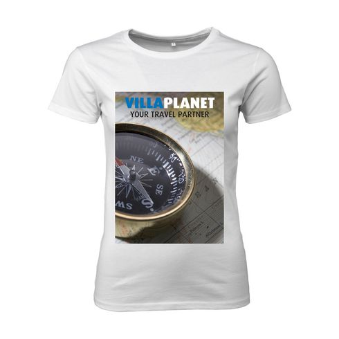 SG Perfect Print Tagless Tee T-shirt Damen