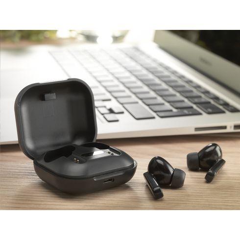 Aron TWS Écouteurs sans fil dans un boitier de charge
