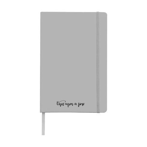 Gepersonaliseerd A5 notitieboekje met harde kaft