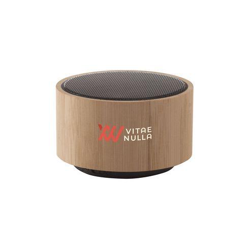 Wave Bambus Wireless Speaker kabelloser Lautsprecher