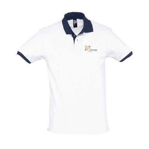 Sol's DuoTone polo shirt mens