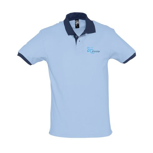 Sol's DuoTone polo shirt mens