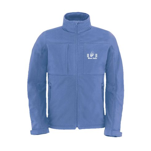B&C Hooded SoftShell Jacket mens