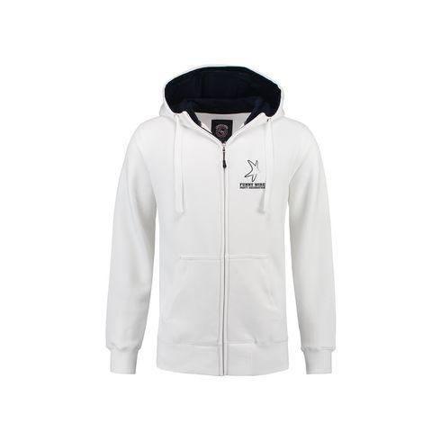 Billede af L&S Heavy Sweater Hooded Jacket Uni herre jakke
