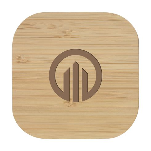 Bamboo 5W Wireless Charger chargeur sans fil