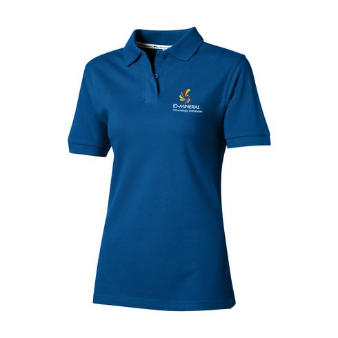 Slazenger Cotton polo piqué dames