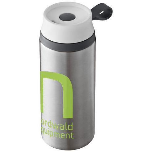 Bidon isotherme garanti anti-fuites Flow 350ml