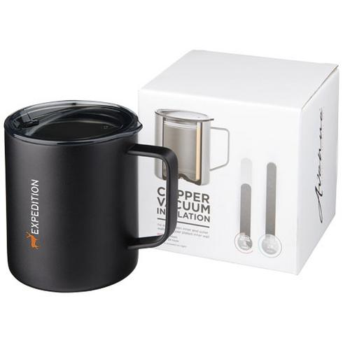 Rover 420 ml copper vacuum insulated mug