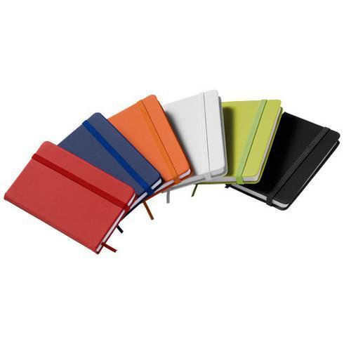 Carnet de notes S Rainbow à couverture rigide