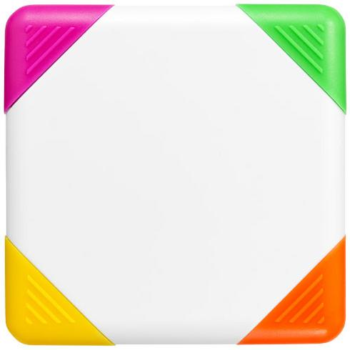 Trafalgar fyrkantig 4-färgs överstrykningspenna