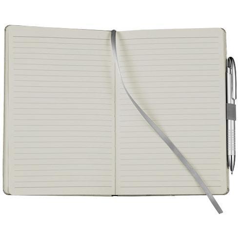 Flex A5 Notizbuch mit flexibler Rückseite