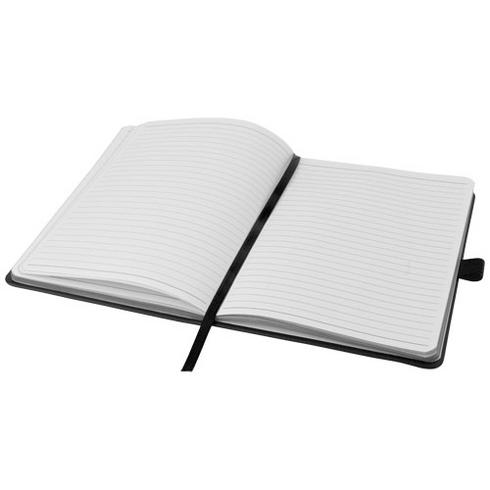 Colour-edge A5 hard cover notebook