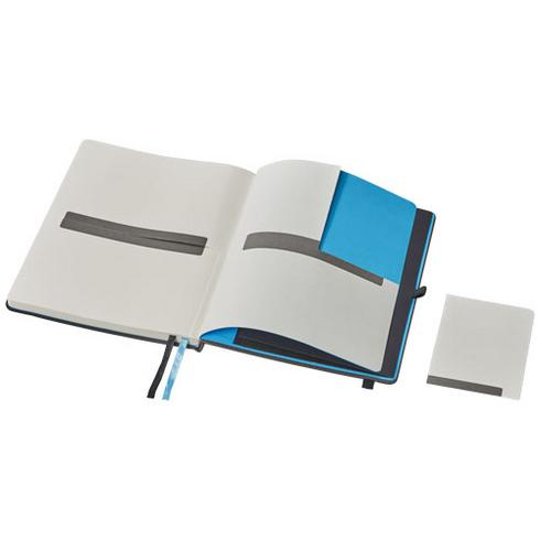 Conference B5 notebook with blank pages