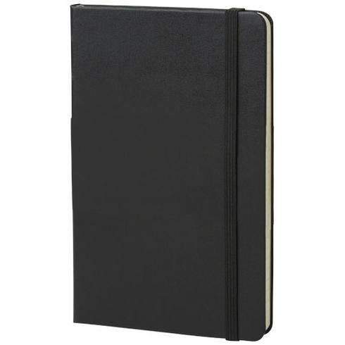 Classic L hard cover notebook - ruled