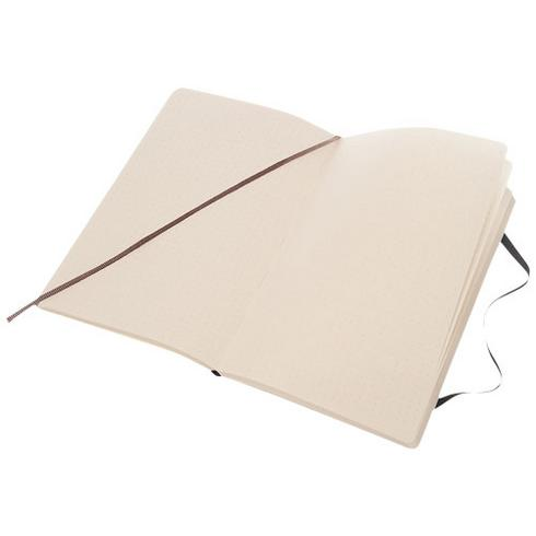 Classic L soft cover notebook - dotted