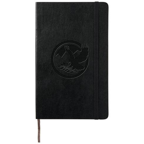 Classic L soft cover notebook - plain