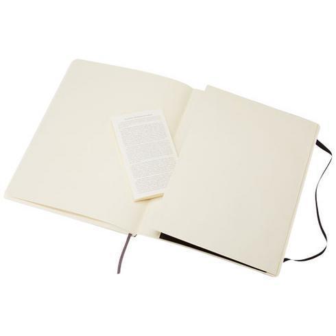 Classic XL av anteckningsbok med mjukt omslag – blankt papper