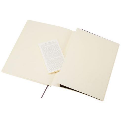 Classic XL softcover notesbog - kvadreret