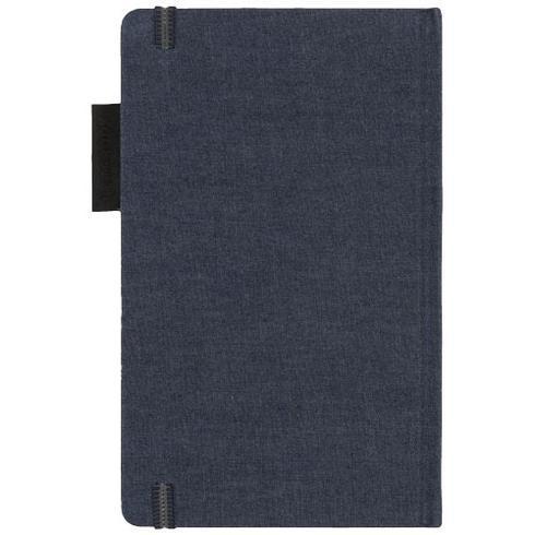 Jeans A5 Stoff Notizbuch