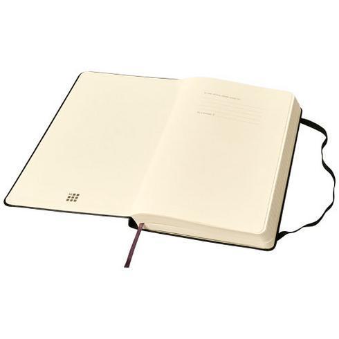 Classic Expanded L notatbok med stivt omslag – linjert