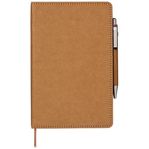 Celuk ballpoint pen and notebook set