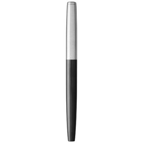 Jotter plastic with stainless steel rollerbal pen