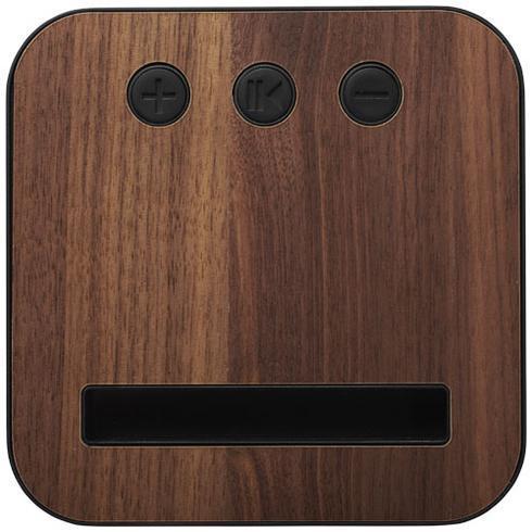 Shae Bluetooth® højttalere af stof og træ