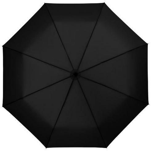 """Wali 21"""" foldable auto open umbrella"""