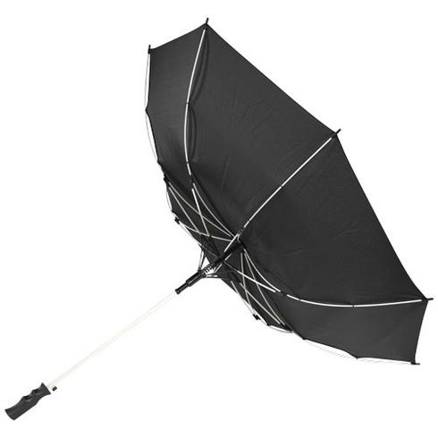 """Spark 23"""" vindsikkerparaply med automatisk åbning"""