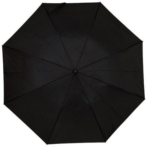 "Blue-skies 21"" hopfällbart automatiskt paraply"