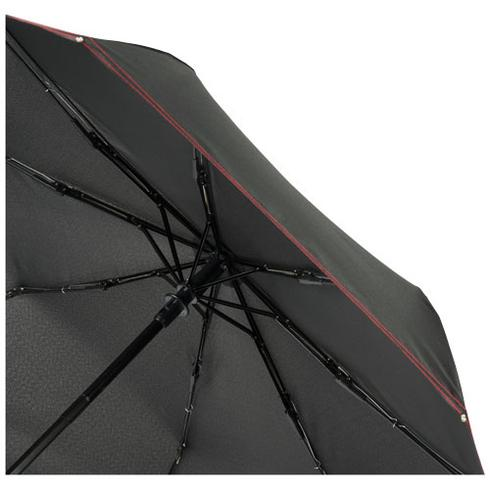 """Stark-mini 21"""" sammenleggbar auto-åpne/lukke-paraply"""