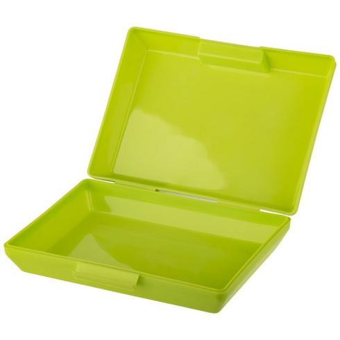 Oblong lunch box