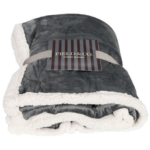 Lauren Sherpa-Fleece Decke