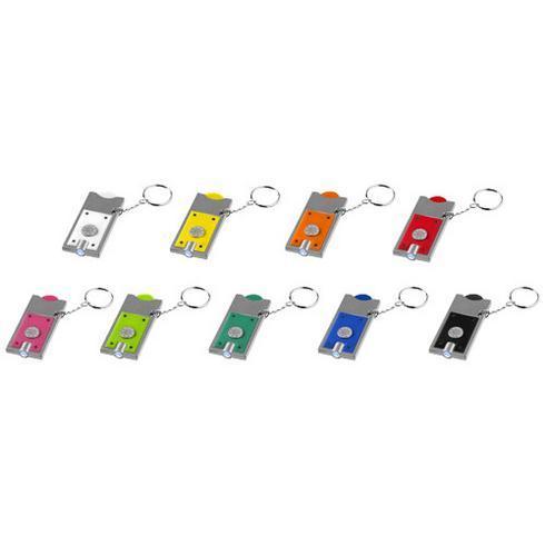 Porte-clés LED et porte-jeton Allegro