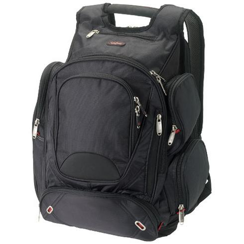 "Proton 17"" checkpoint friendly laptop backpack"