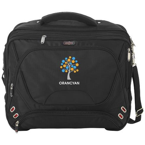 "Proton 17"" airport security friendly messenger bag"