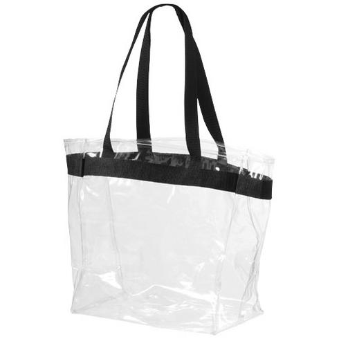 Hampton transparent tote bag