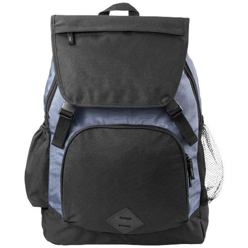 "Wellington 17"" laptop backpack"