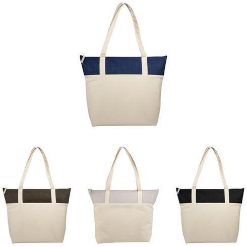 Sac shopping jute et coton 320 gr/m² Jones