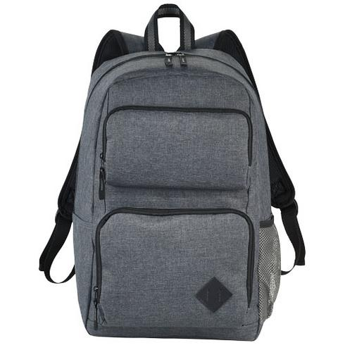 "Graphite Deluxe 15"" laptop backpack"