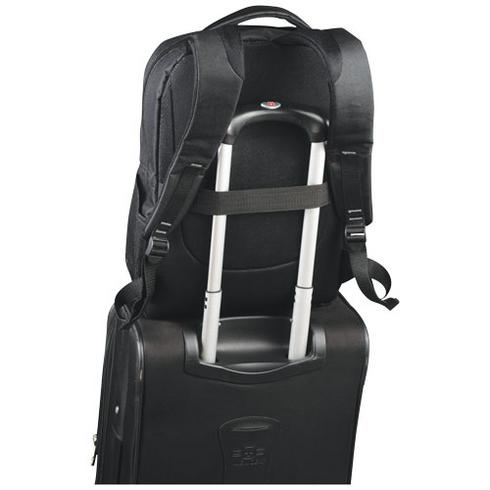 "Vault RFID 15"" laptop backpack"