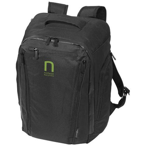"Deluxe 15.6"" laptop backpack"