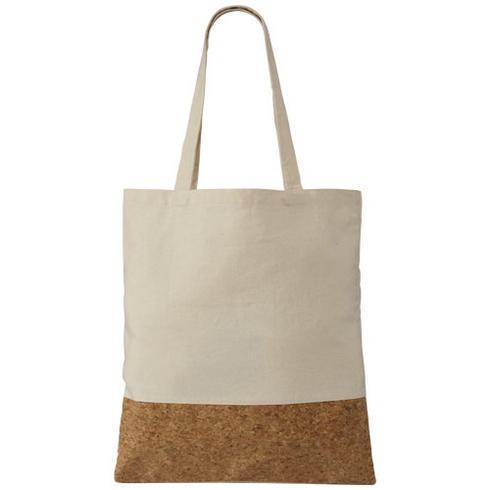 Sac shopping liège et coton 175 gr/m² Cory