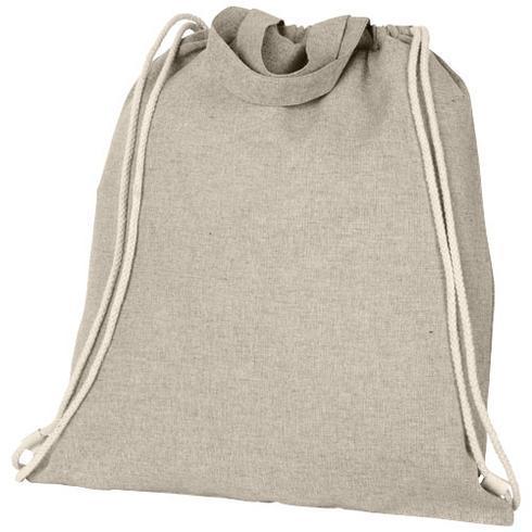 Sac à dos recyclé 150 g/m² Pheebs avec cordon de serrage