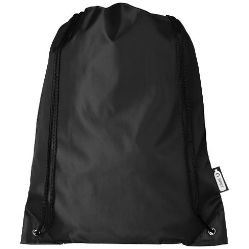 Oriole RPET drawstring backpack