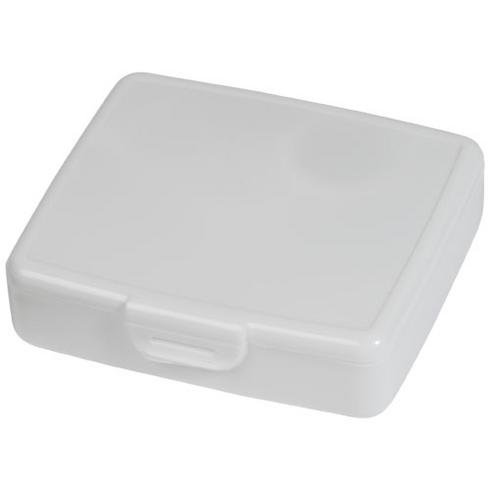 Frederik 24-piece first aid plastic case