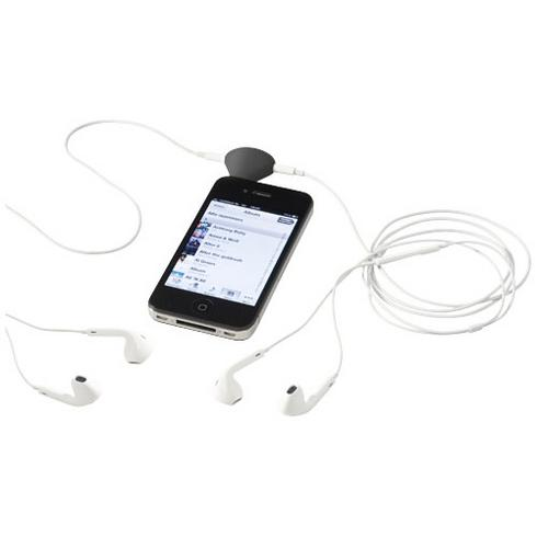 Spartacus 2-in-1 audio splitter and device stand